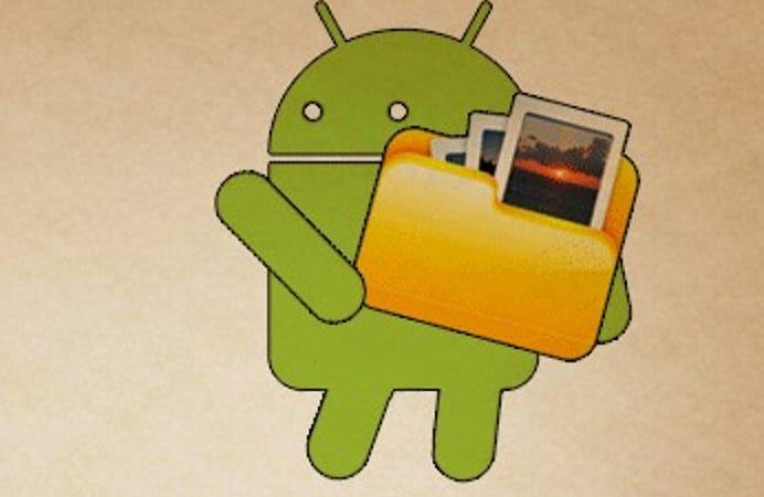 Verhindern, dass ein Medienverzeichnis in der Android-Galerie angezeigt wird