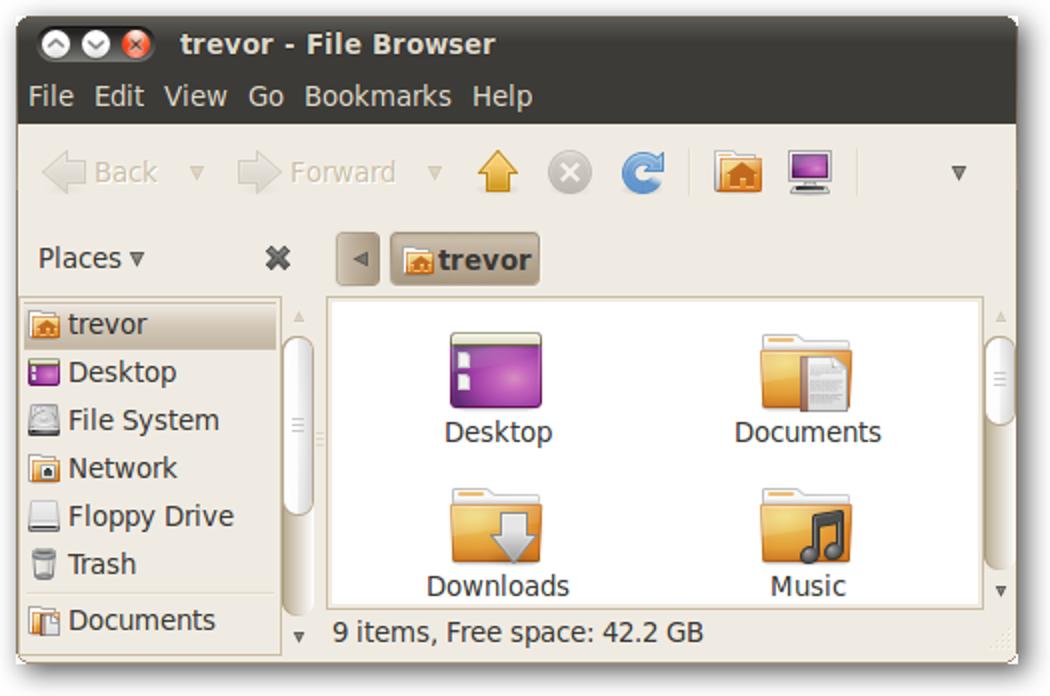 Verschieben Sie die Fenstertasten in Ubuntu 10.04 / 10.10 wieder nach rechts