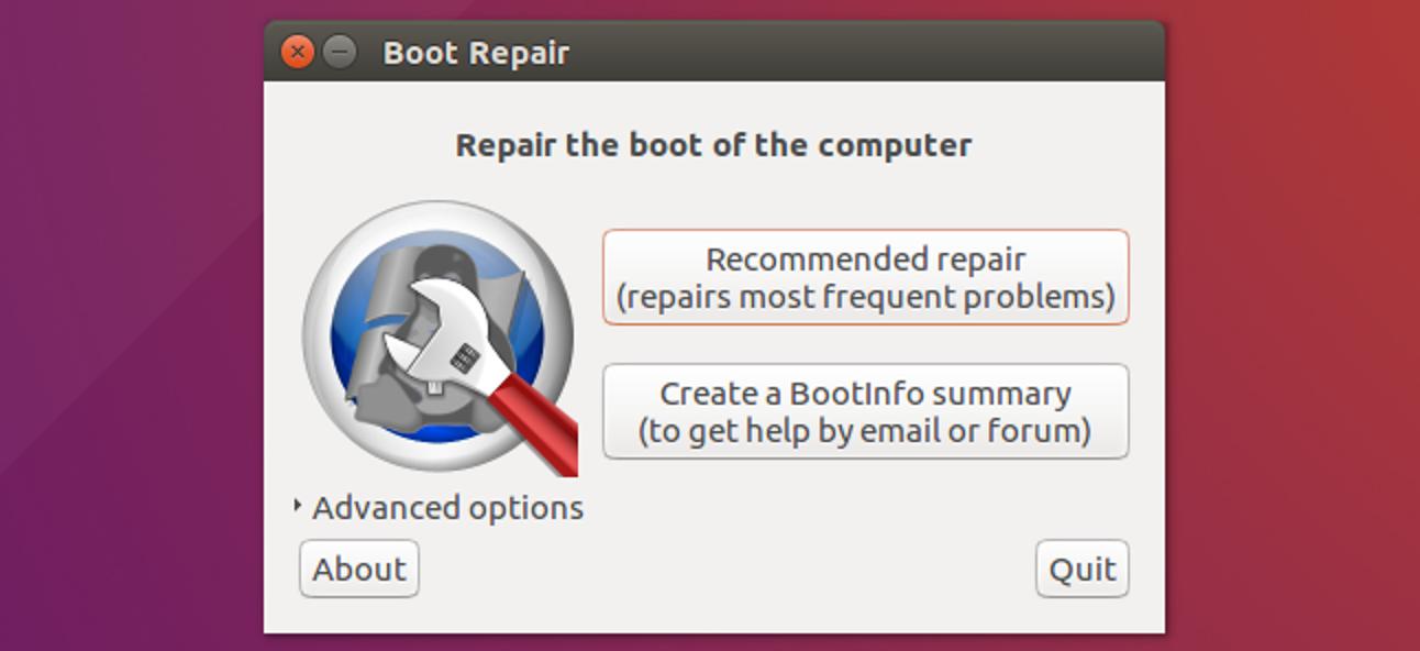 So reparieren Sie GRUB2, wenn Ubuntu nicht startet