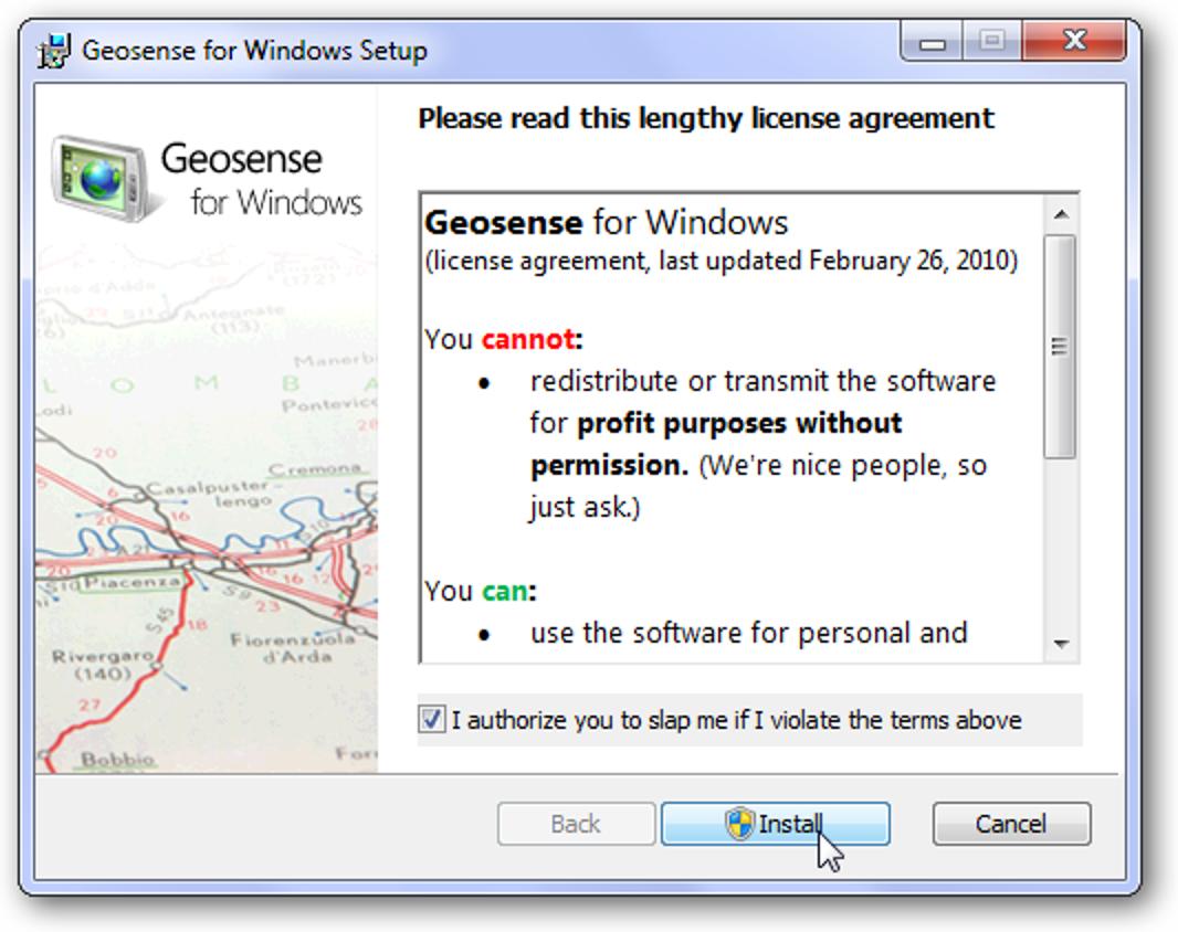 Finden Sie den Standort Ihres Computers mit Windows 7 und Geosense