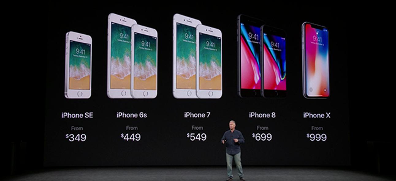 Lohnt sich ein Upgrade auf das iPhone 8 oder iPhone X?
