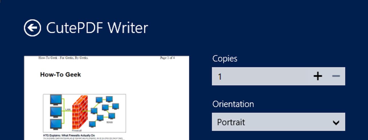 So drucken Sie in Windows als PDF: 4 Tipps und Tricks