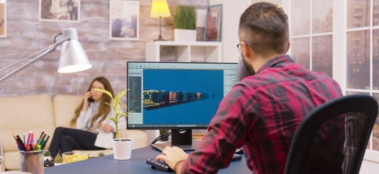 Lohnen sich 4K-Monitore für den allgemeinen Computereinsatz?