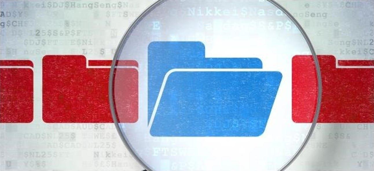 So erstellen Sie gespeicherte Suchordner unter Windows, Linux und Mac OS X.