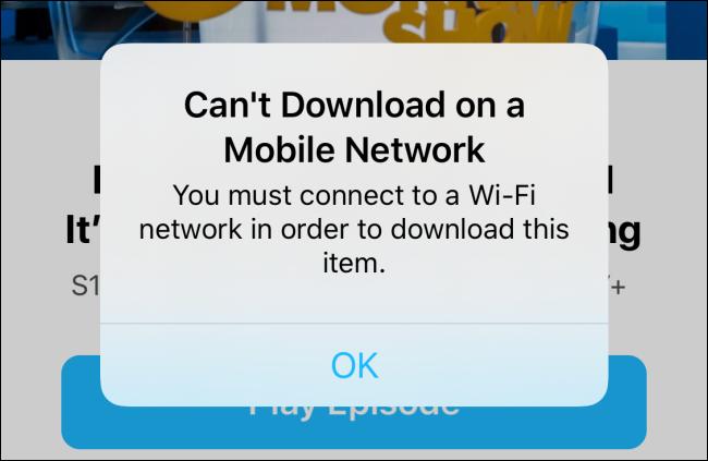 Kann nicht auf Handy-Alarm herunterladen