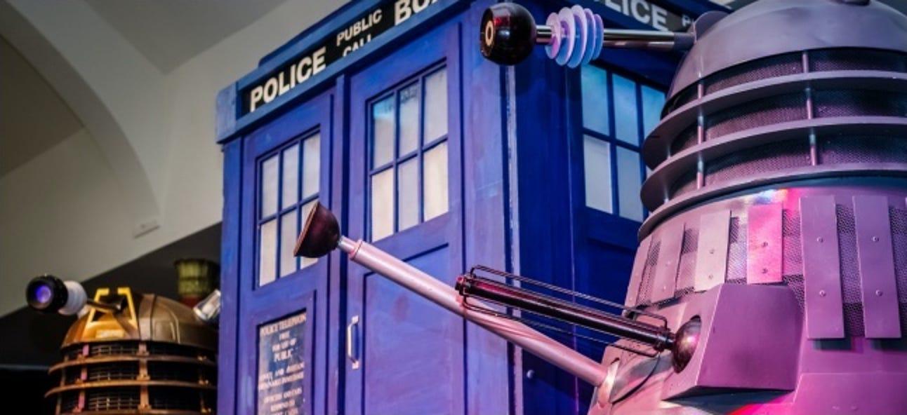 So streamen Sie Doctor Who ohne Kabel