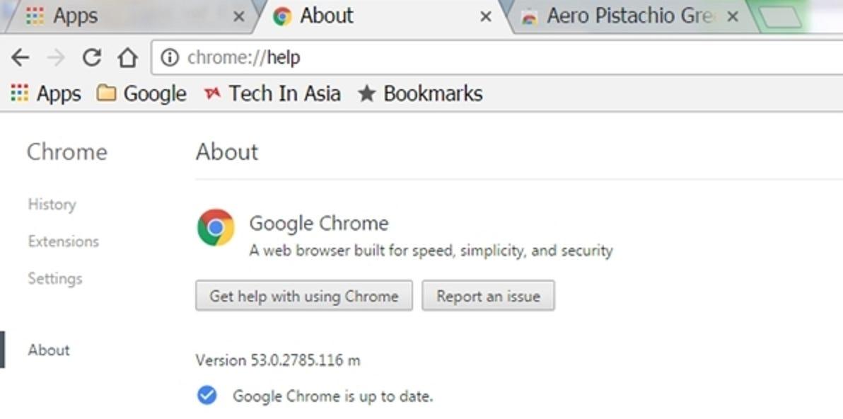 Wie können Sie die Version von Google Chrome überprüfen, ohne sich automatisch zu aktualisieren?