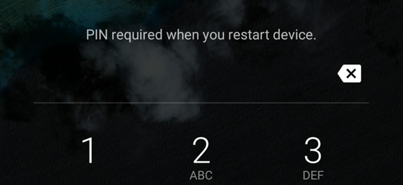 So beheben Sie PIN-Fehler nach der Wiederherstellung aus TWRP-Android-Backups