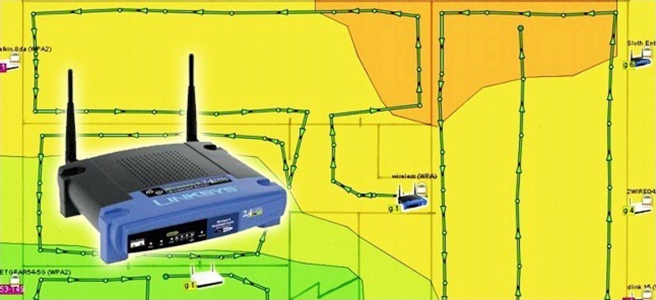 So erstellen Sie eine Wi-Fi-Heatmap für Netzwerkanalysen, bessere Abdeckung und jede Menge Geek Cred