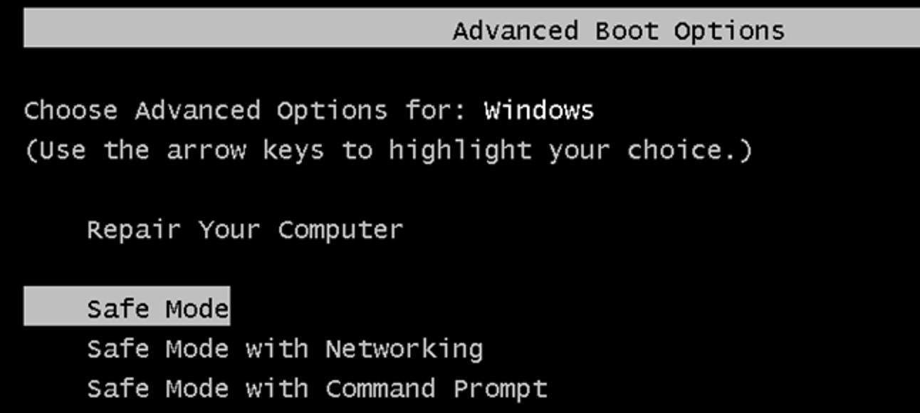 So starten Sie unter Windows 10 oder 8 in den abgesicherten Modus (The Easy Way)