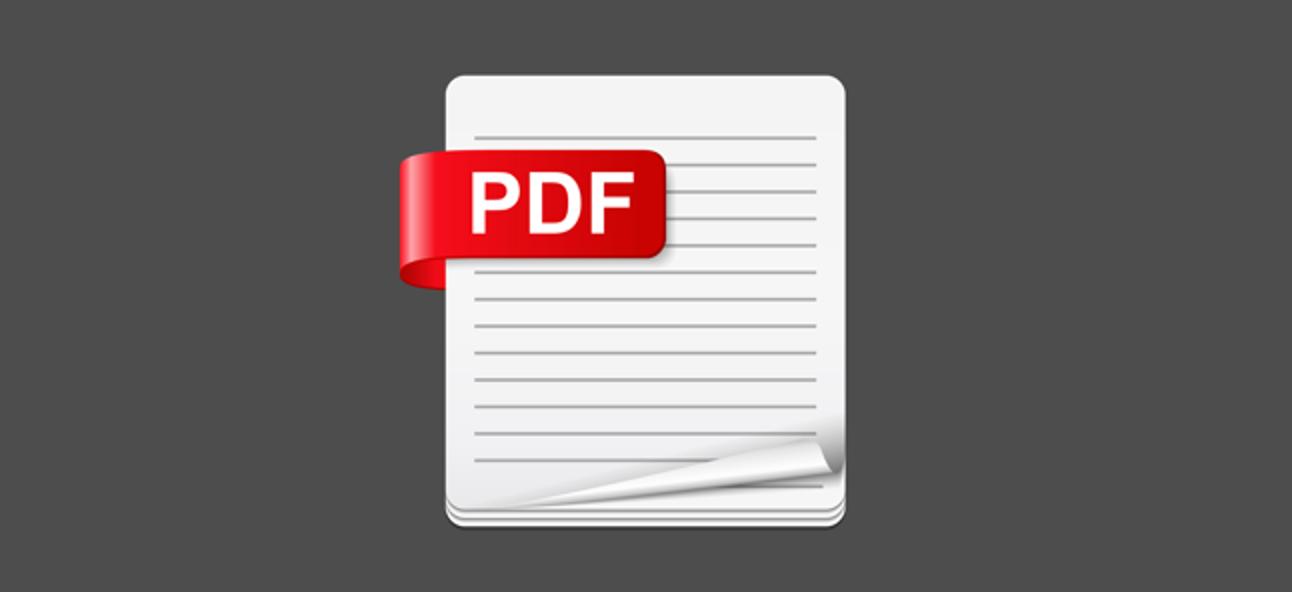 So drucken Sie auf jedem Computer, Smartphone oder Tablet als PDF