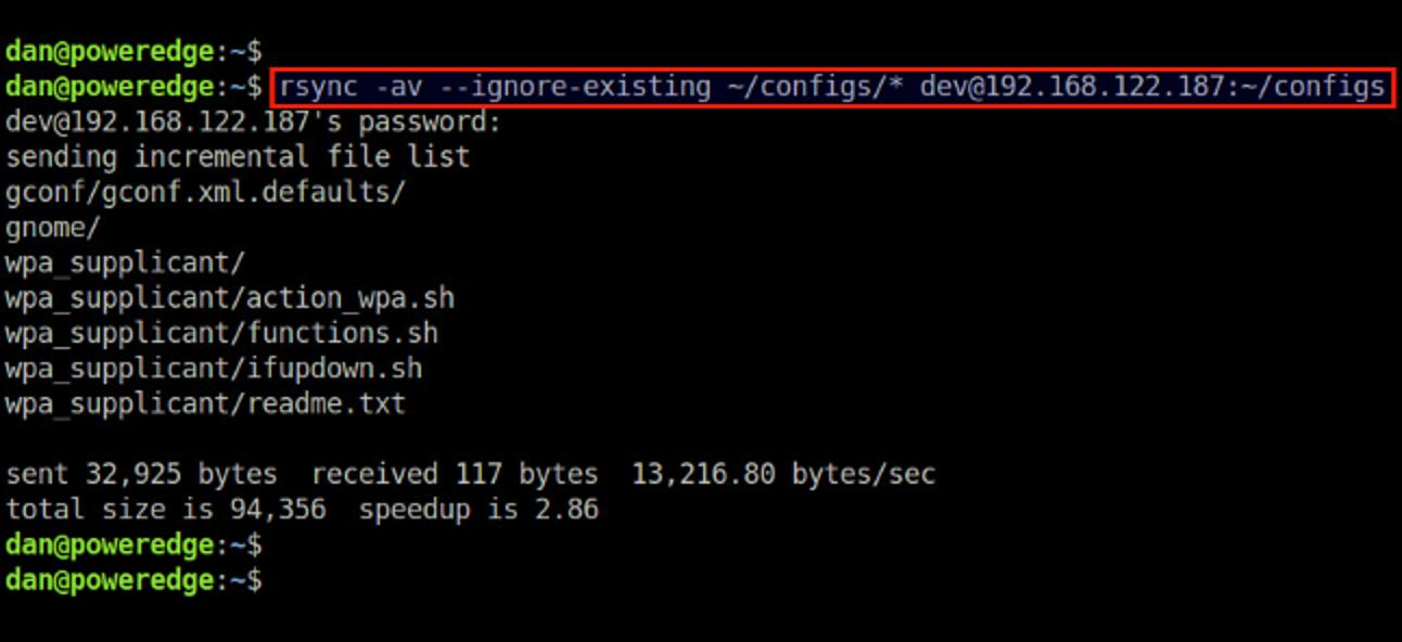 Ist es sicher, eine Festplatte zu verwenden, während rsync ausgeführt wird?
