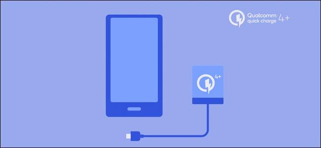 Qualcomm Charging Standard-Schnellladung 4