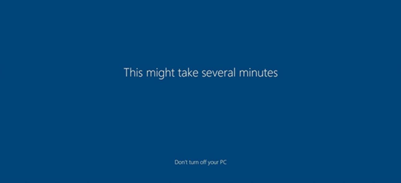 So deaktivieren Sie die erste Anmeldeanimation unter Windows 10