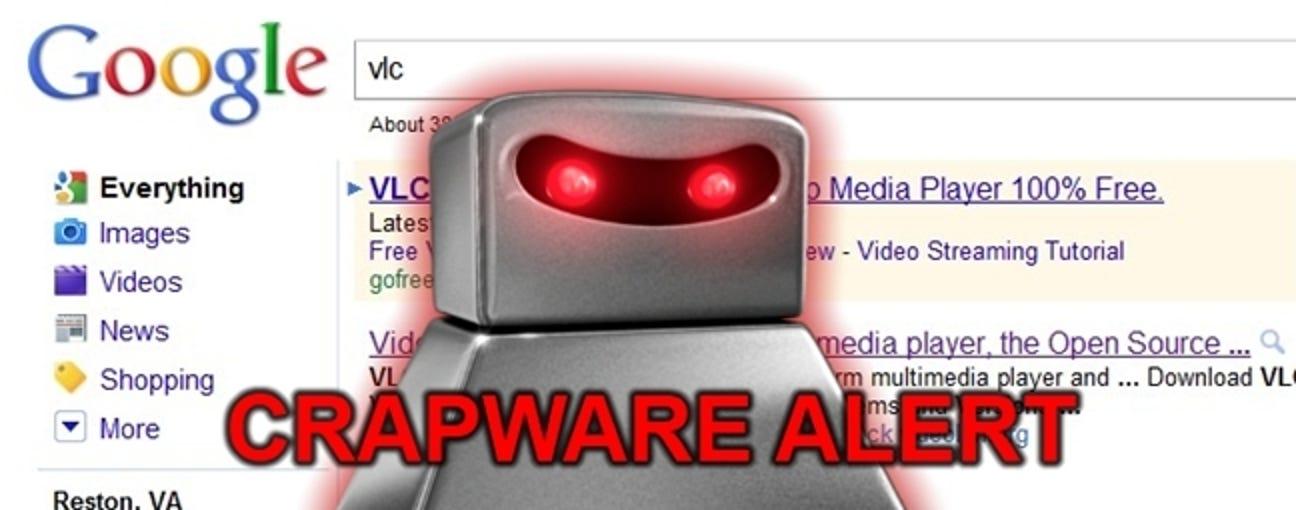 Seien Sie vorsichtig beim Herunterladen von Open Source-Apps über die Suche