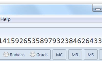 Kennen Sie diese Windows Calculator Ostereier?