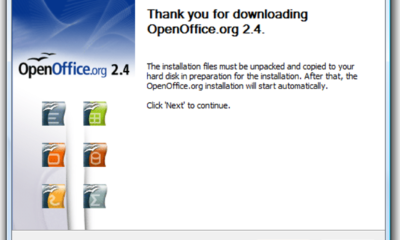 Open Office installieren 2.4