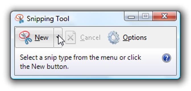 Weisen Sie dem Snipping-Tool in Windows eine Tastenkombination zu