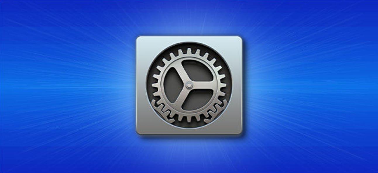 So finden Sie schnell bestimmte Systemeinstellungen auf einem Mac