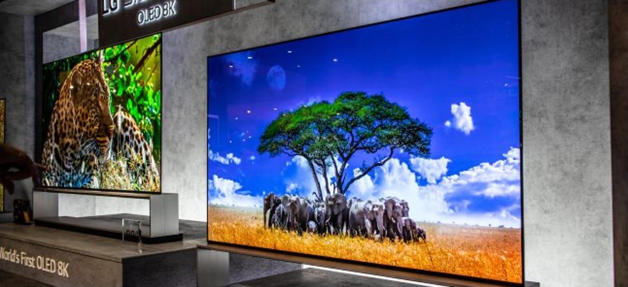 Wann lohnt sich der Kauf eines 8K-Fernsehers?