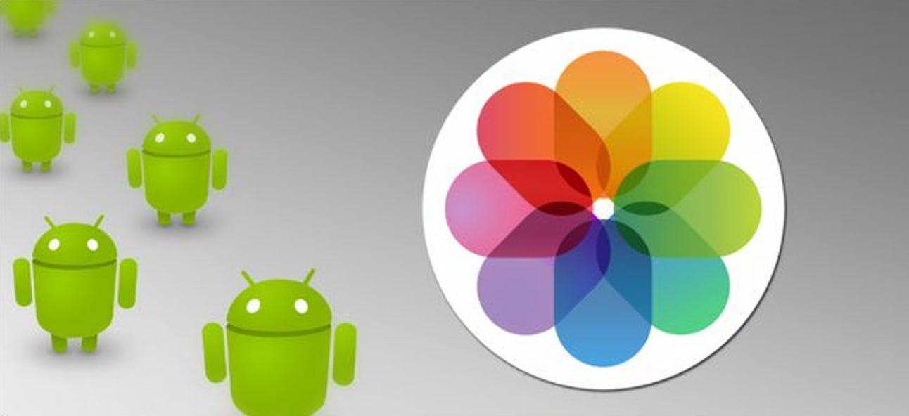 So teilen Sie Ihre iCloud-Fotos mit Freunden, die keine Apple-Produkte verwenden