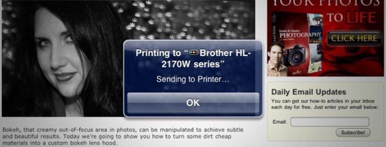 So aktivieren Sie AirPrint für iOS-Drucke von jedem Mac oder Windows-PC aus
