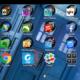 Beenden Sie Google Play. Fügen Sie dem Startbildschirm Symbole für installierte Apps hinzu