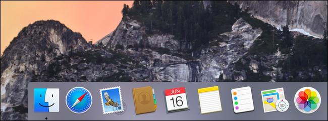 Kein Launchpad-Symbol im Dock auf dem Mac