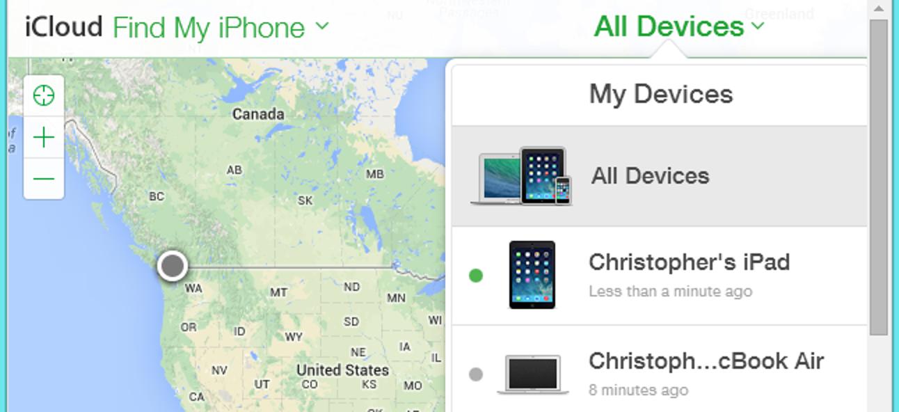 So verfolgen, deaktivieren und löschen Sie ein verlorenes iPhone, iPad oder Mac
