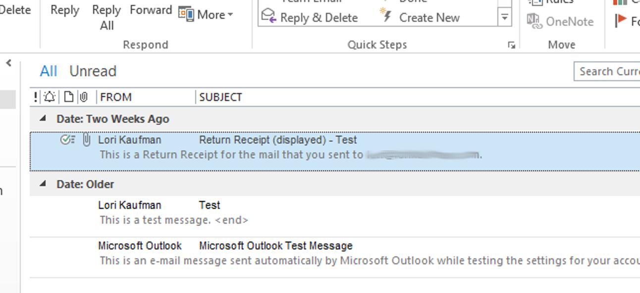 So ändern Sie die in der Nachrichtenliste in Outlook 2013 verwendete Schriftgröße