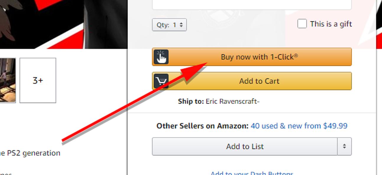 Was ist eine 1-Klick-Bestellung bei Amazon und wie funktioniert sie?