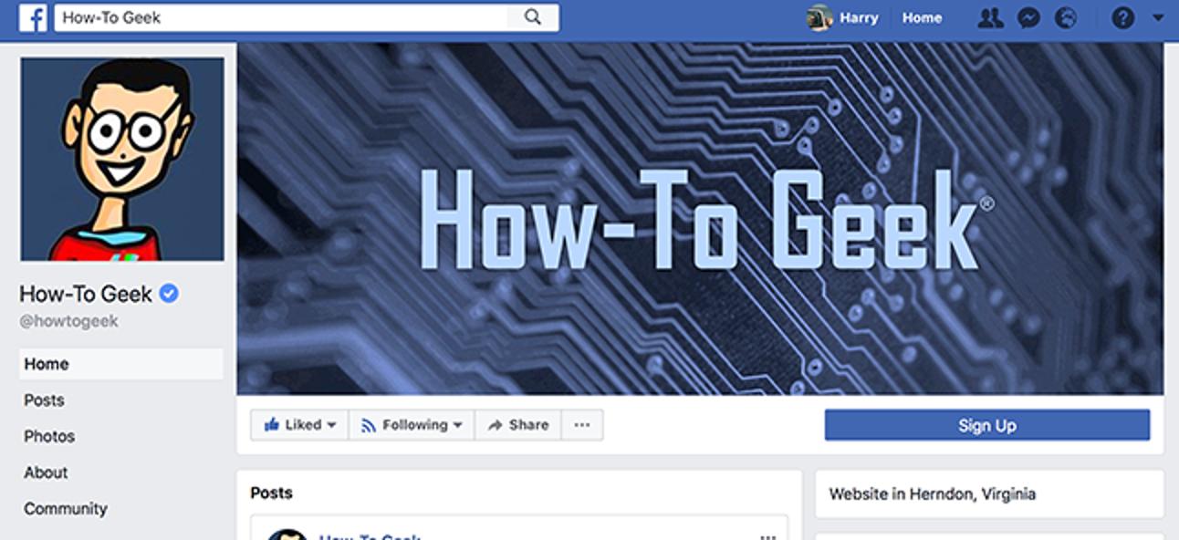 So verifizieren Sie sich auf Facebook