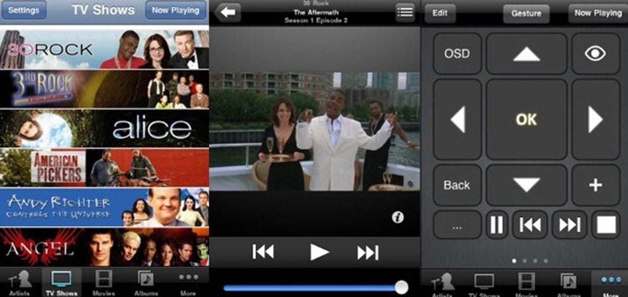 Steuern Sie XBMC von Ihrem iPhone oder iPod Touch