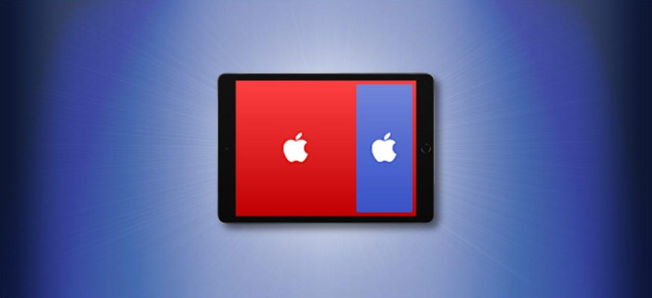 So verwenden Sie Floating Apps (Slide Over) auf einem iPad