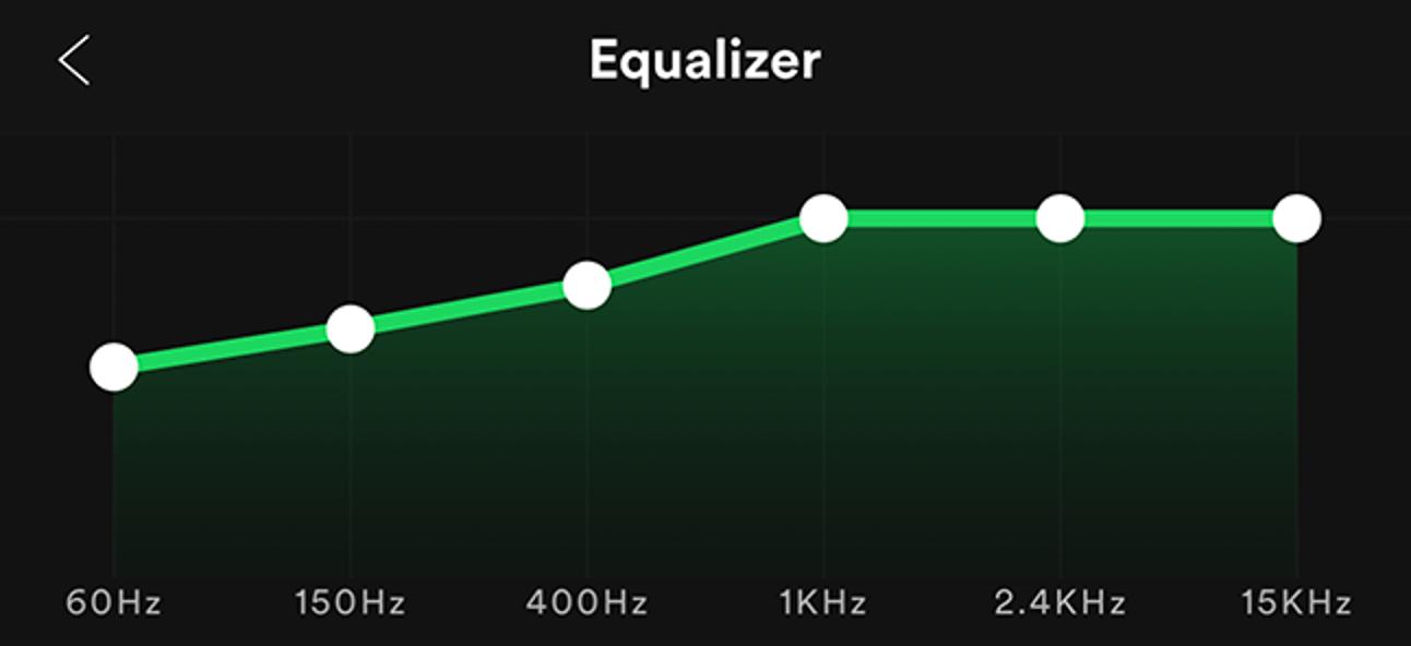 So aktivieren Sie einen Equalizer für Spotify unter iOS und Android