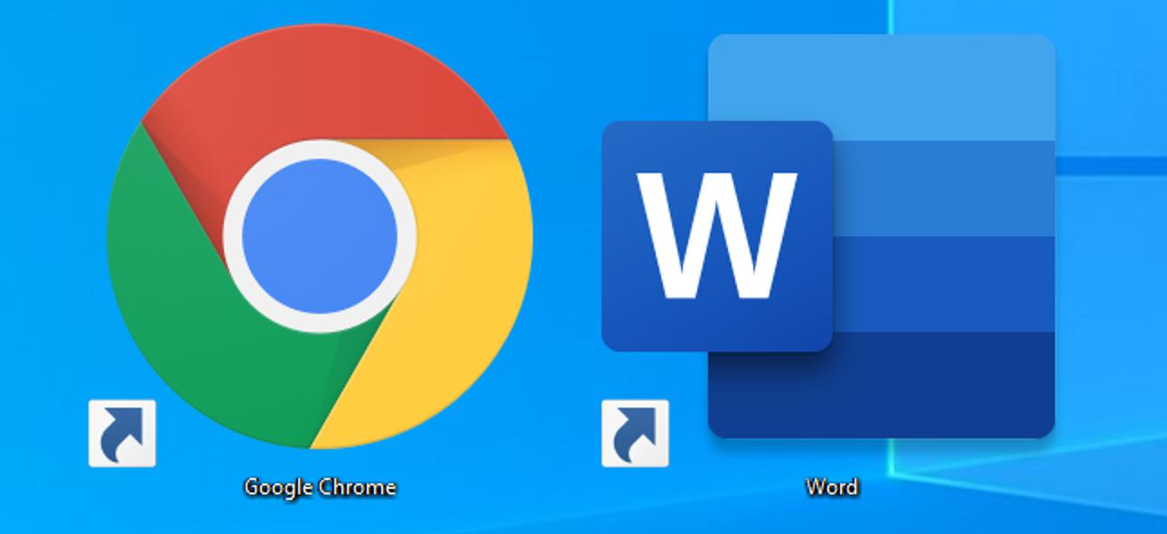 So erstellen Sie Desktop-Verknüpfungen unter Windows 10 auf einfache Weise