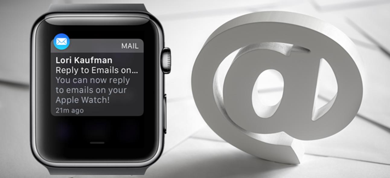 So antworten Sie auf E-Mails auf Ihrer Apple Watch