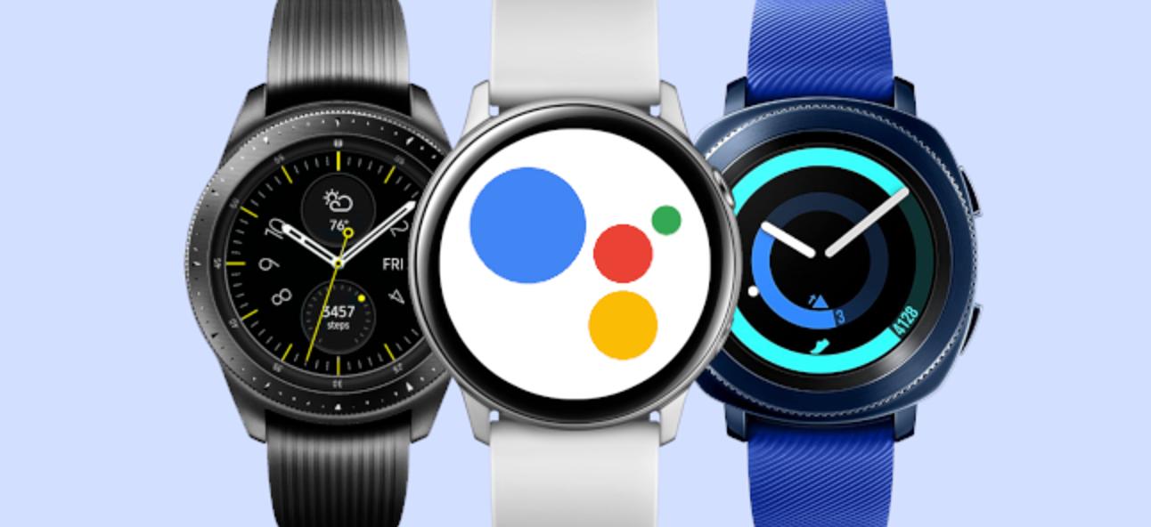 So installieren Sie Google Assistant auf Samsung Galaxy Smartwatches