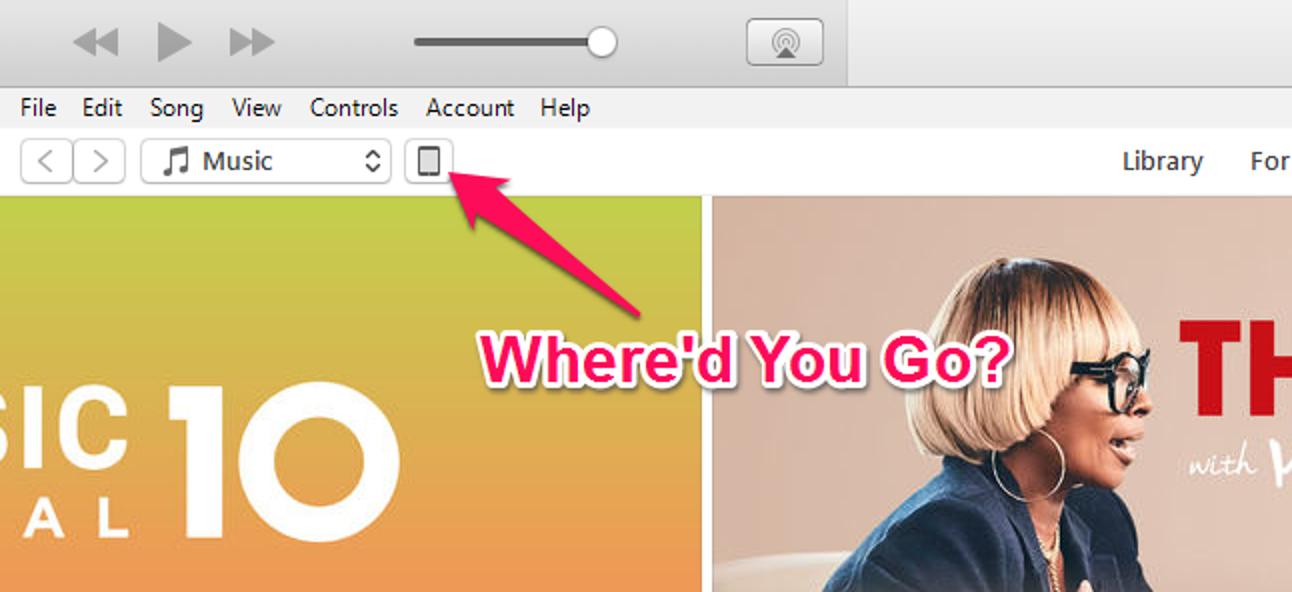 So beheben Sie ein iPhone oder iPad, das in iTunes nicht angezeigt wird