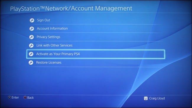 So setzen Sie Ihre PlayStation 4 auf die