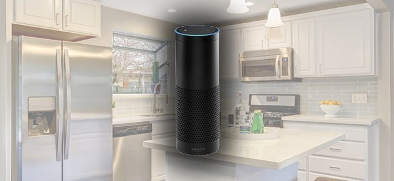 Sechs Möglichkeiten, wie das Amazon Echo den perfekten Küchenbegleiter macht