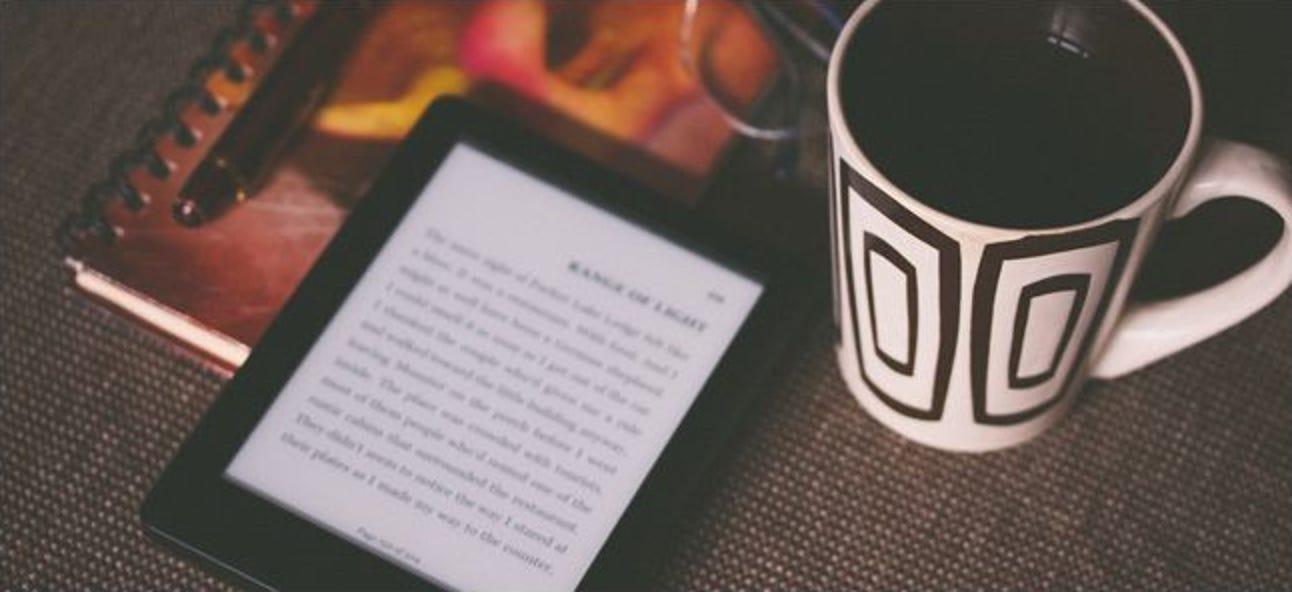 So erhalten Sie kostenlose eBooks im Austausch für Online-Bewertungen