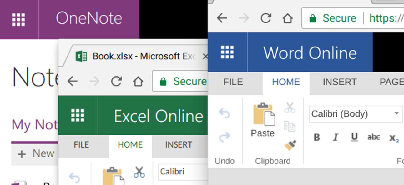 Was ist der Unterschied zwischen Desktop-, Web- und mobilen Apps von Microsoft Office?
