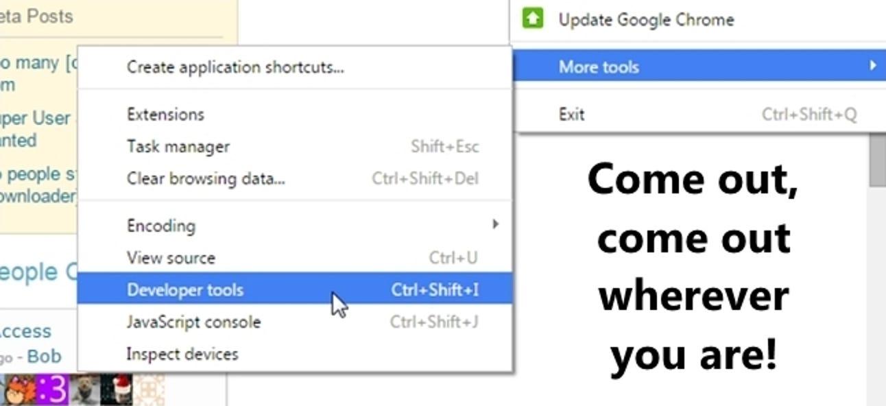 Wie finden Sie Chrome-Erweiterungen, mit denen Anzeigen in Webseiten eingefügt werden?