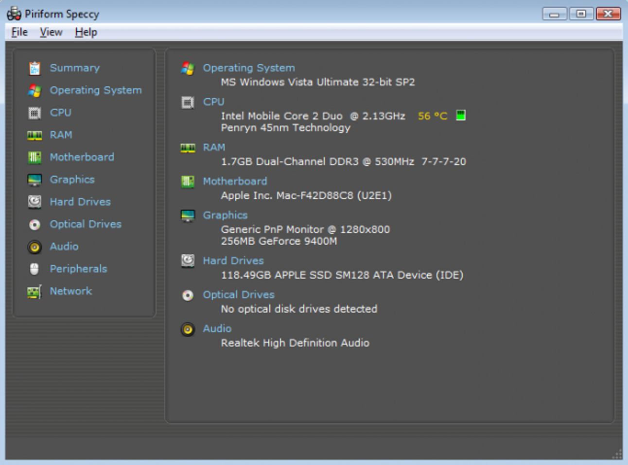 Welche Art von Speicher hat mein Computer installiert?