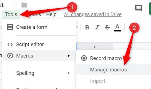 """Klicken Sie zum Erstellen einer Tastenkombination auf Extras> Makros> Makros verwalten"""" width=""""531″ height=""""314″ onload=""""pagespeed.lazyLoadImages.loadIfVisibleAndMaybeBeacon(this);"""" onerror=""""this.onerror=null;pagespeed.lazyLoadImages.loadIfVisibleAndMaybeBeacon(this);""""/></p> <p>Passen Sie im folgenden Fenster die gewünschten Einstellungen an und klicken Sie dann auf """"Aktualisieren"""".</p> <p><img class="""