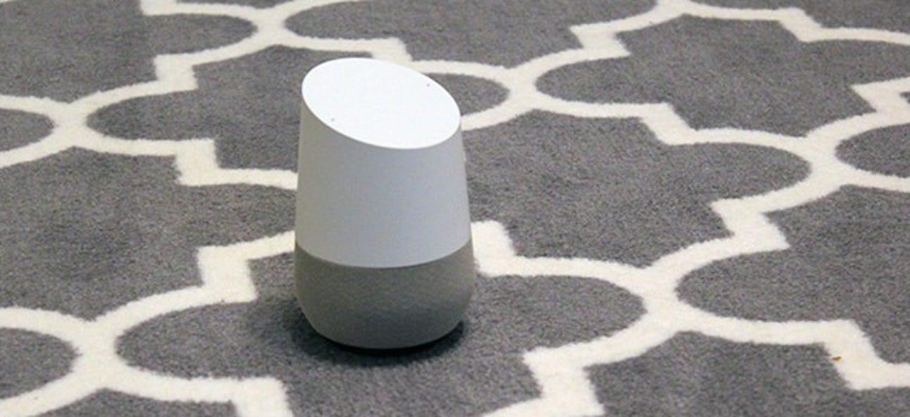 So steuern Sie Ihre Smarthome-Geräte mit Google Home