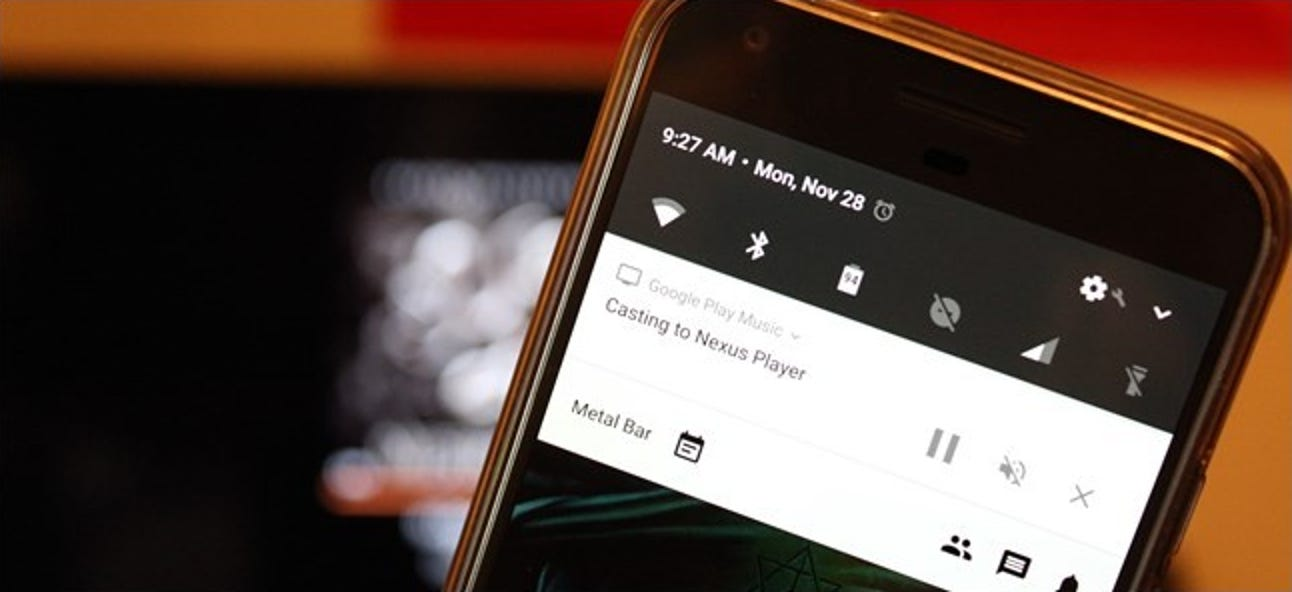 So entfernen Sie die netzwerkweiten Android-Benachrichtigungen von Chromecast