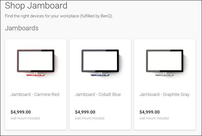 Kaufen Sie Jamboard.