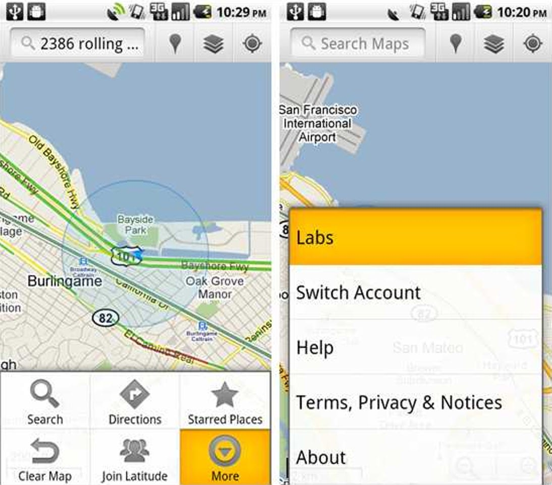 Aktivieren Sie Google Maps Labs auf Ihrem Android-Handy, um zusätzliche Funktionen zu erhalten